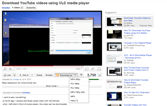 how to download youtube videos in firefox