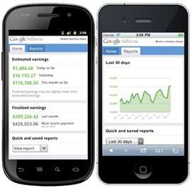 new-google-adsense-mobile-interface