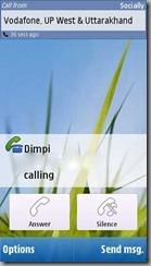 socially caller ID