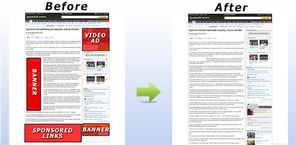 block online ads