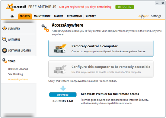 Avast! 8 Free Antivirus is Available For Download