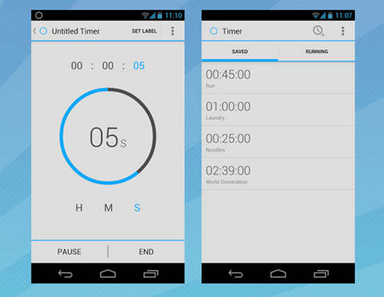Timer Android