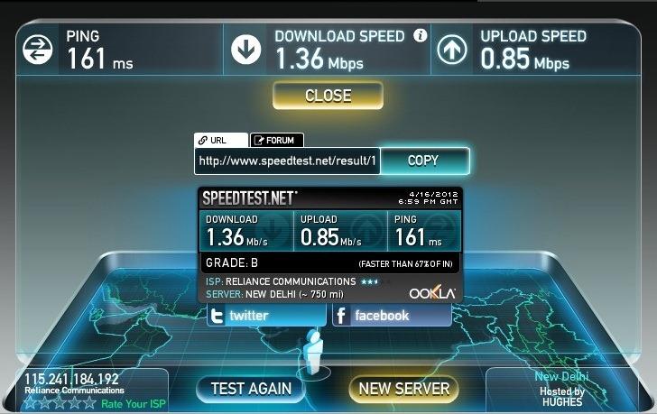 Speedtest.net - Check Your Internet Speed Online