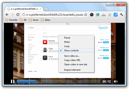 Download Youtube Video (VLC)