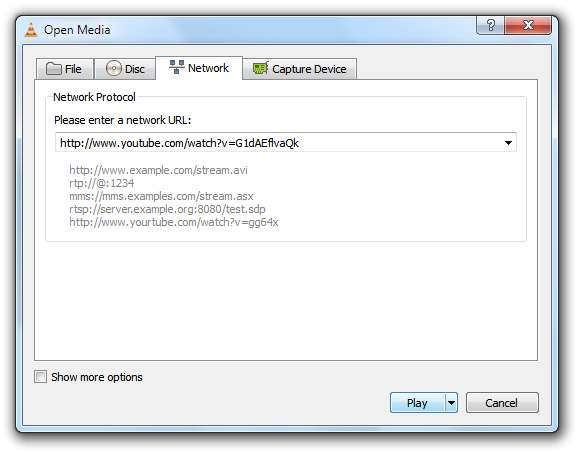 How Use VLC Media Player To Download Youtube Videos