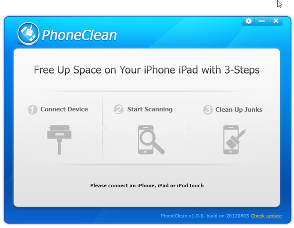 how to clear junk on iphone