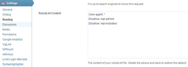how to delete robots.txt wordpress