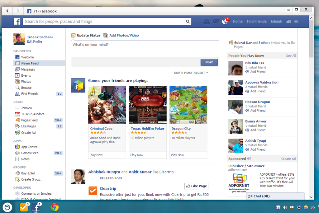 Facebook Pokki A Free Facebook Desktop App For Your Windows Pc There will also be another. facebook desktop app for your windows pc
