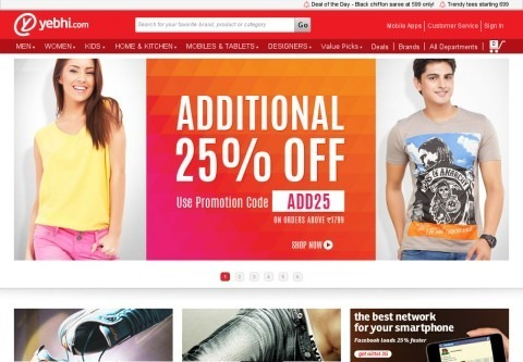 Online fashion shopping sites in india 72