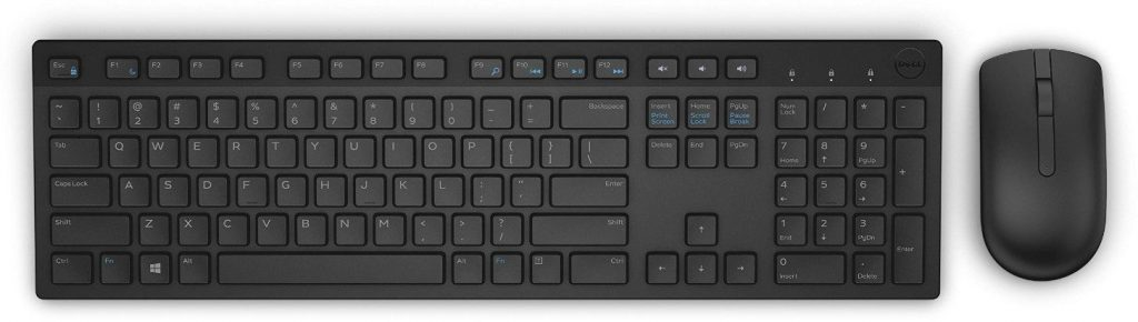 Dell KM636 chiclet keyboard
