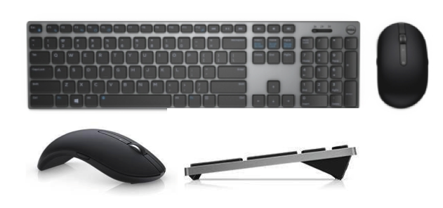 Dell KM717 chiclet keyboard & mouse combo