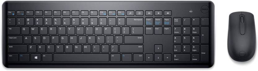 Dell KM117 chiclet keyboard combo